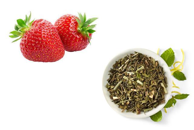 Strawberry Green Tea Mask