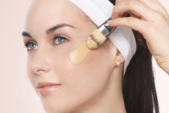 Use A Water Based Concealer