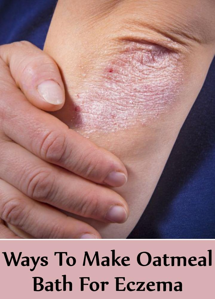 5 Best Ways To Make Oatmeal Bath For Eczema