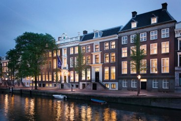 Waldorf Astoria Amsterdam: A Scent-Filled Autumn Retreat in the Heart of Europe
