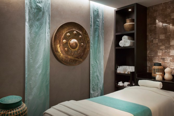SensAsia Urban Spa: Coconut and Stripped Back Body Treatments