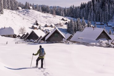 Slovenia's Winter Wonderland: Unforgettable Adventures on Snow and Ice