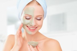 Toxin-free beauty routine