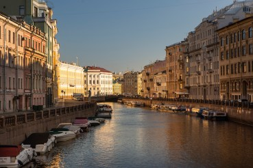 7 Reasons You Should Visit St. Petersburg This Spring