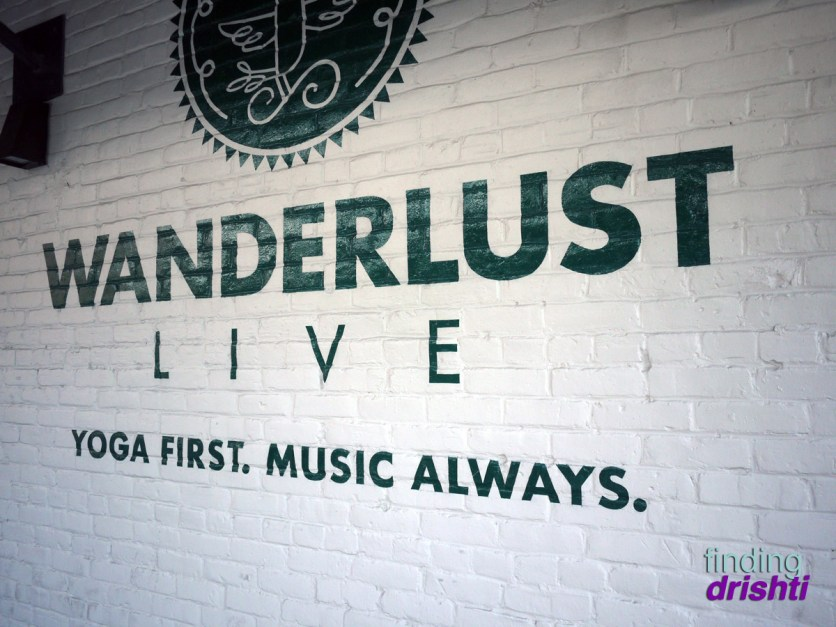 Yoga first. Music always. - Wanderlust Live