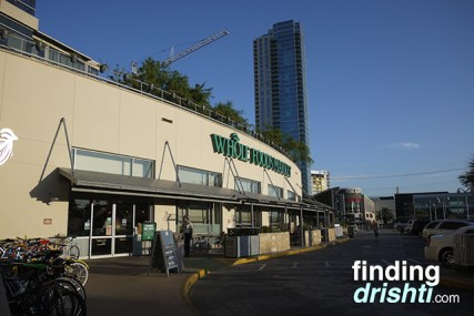 Flagship Whole Foods store (and Headquarters) on Lamar