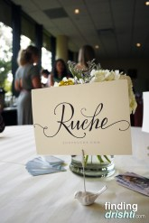 Speaker breakfast sponsored by Ruche