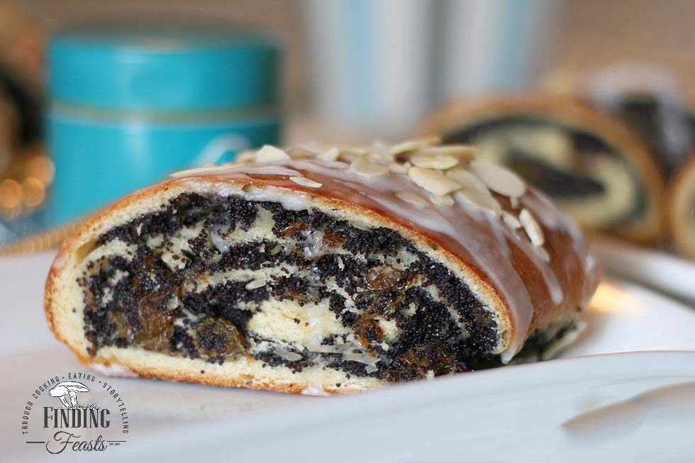 Finding Feasts - Polish Poppy Seed Cake_Makowiec