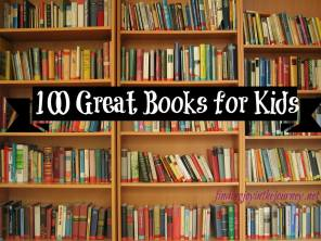 100 Great Books for Kids