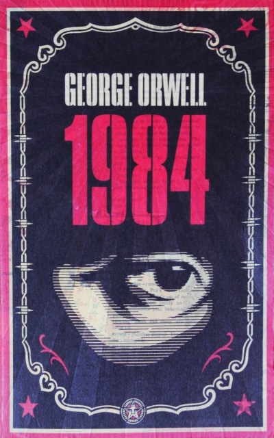 Read something new with 25 books in 8 different genres - 1984