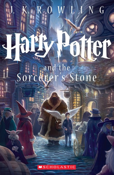 Read something new with 25 books in 8 different genres - Harry Potter