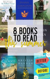 8 must read books for this summer