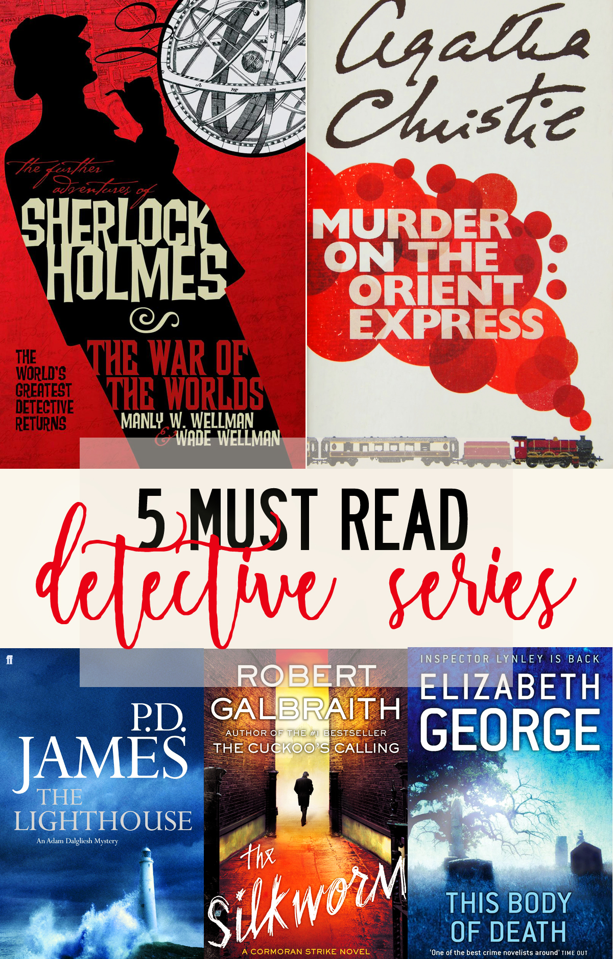 5 must read detective series