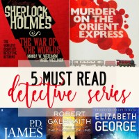 5 must-read detective series