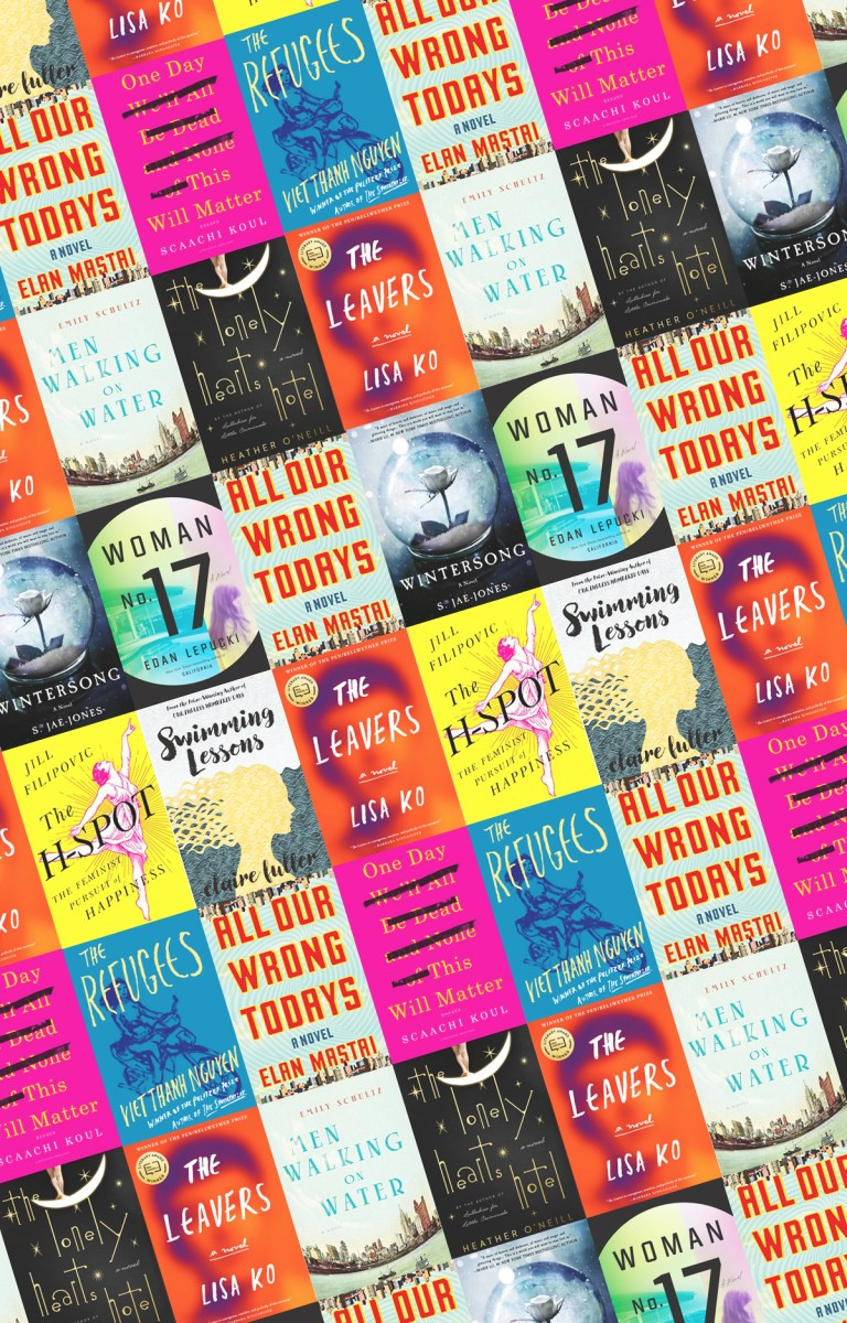 10 highly anticipated new books in 2017