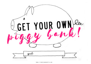 Piggy Bank printable