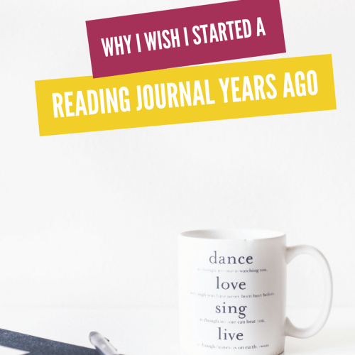 Why I wish I started a reading journal years ago
