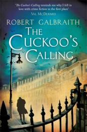 The Cuckoo's Calling - 8 books to read this summer