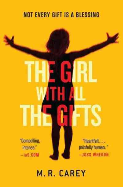Read something new with 25 books in 8 different genres - The Girl With All the Gifts