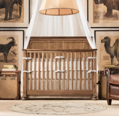 How To Make A Crib Canopy Finding Silver Linings
