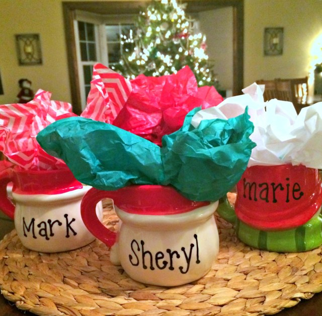The cutest sharpie mug gifts!