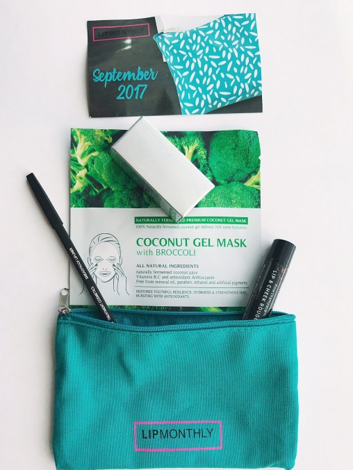 Lip Monthly September Bag