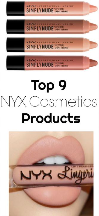 9 Of The Best Nyx Products Finding Silver Linings