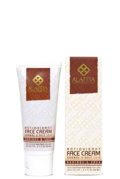 Antioxidant Face Care - Rooibos & Shea