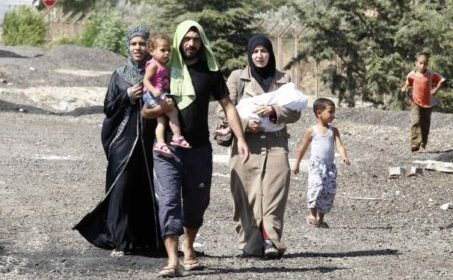 DAY ELEVEN: Prayer For Refugees From Syria