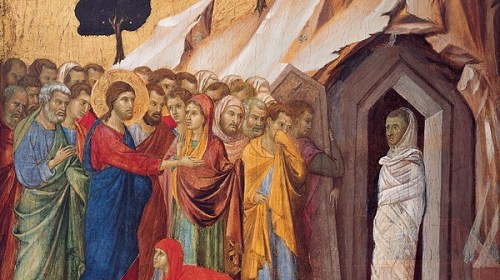 Raising Lazarus From The Dead