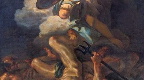 Prayer To Archangel Michael, one