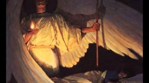 Prayer Of Protection During Spiritual Warfare