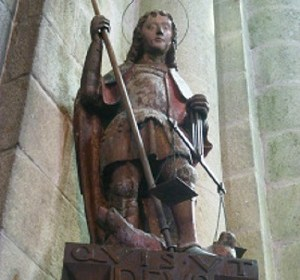 Michaelmas: A Sonnet For St. Michael The Archangel