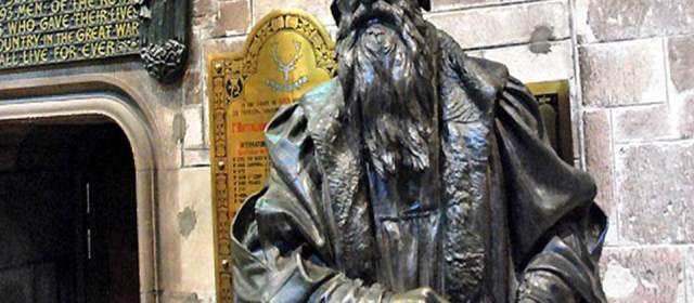 A Prayer Of John Knox
