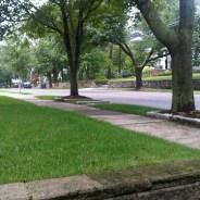 On Sidewalks