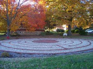 Marillac Center Labyrinth