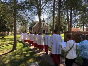 Christ Episcopal Church Dover Delaware