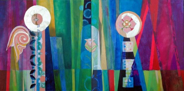 Annunciation by Christina Saj