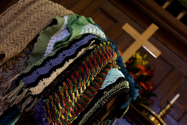 Prayer Shawls   Finding Solace
