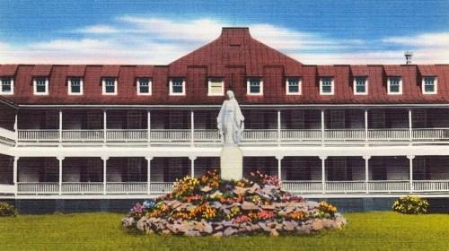 Saint Mary By-The-Sea Retreat House