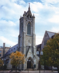 St. Luke's Episcopal Church Scranton PA
