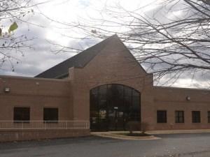Church of the Holy Spirit Leesburg VA
