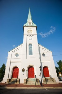 St. George's Episcopal Church Fredericksburg VA