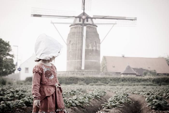 Holland Girl Fanciful Photoshoot-8
