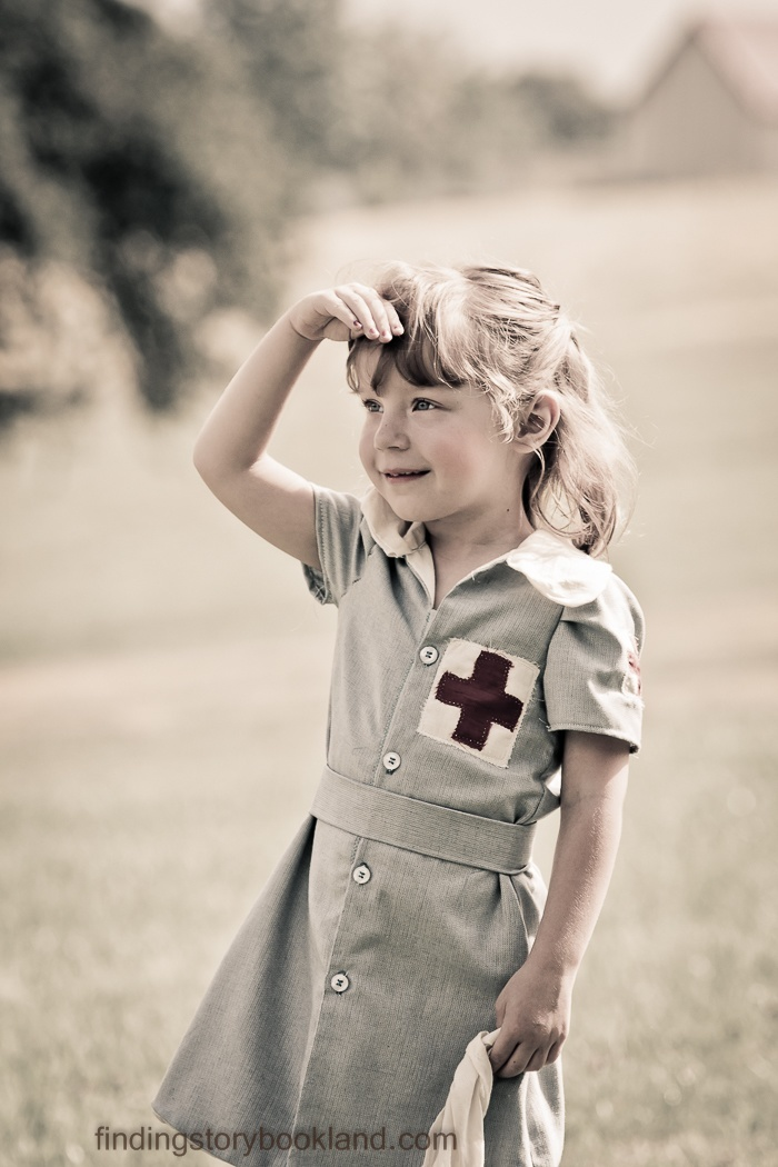 A basic guide on how to do a Red Baron or WWI themed children's photo session with costume, prop, and location ideas and tutorials
