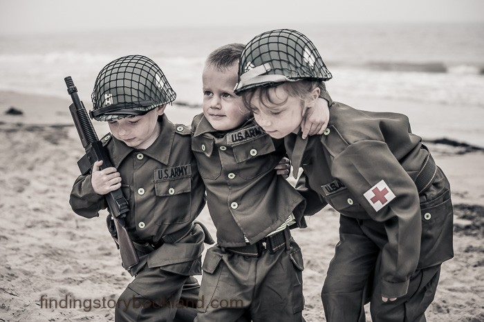Boys of Normandy