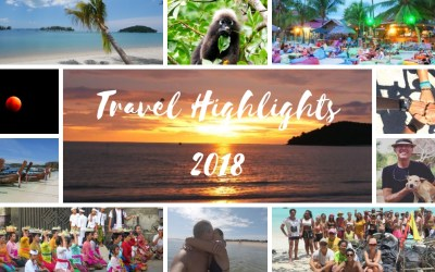 Our top 10 travel highlights of 2018