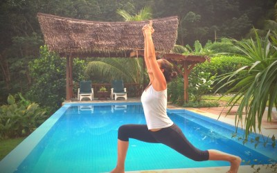 Going on a yoga retreat – great energy reboot