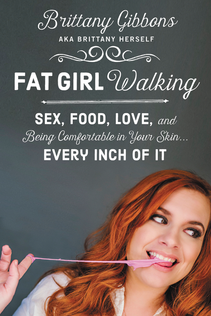Fat Girl Walking Book Cover