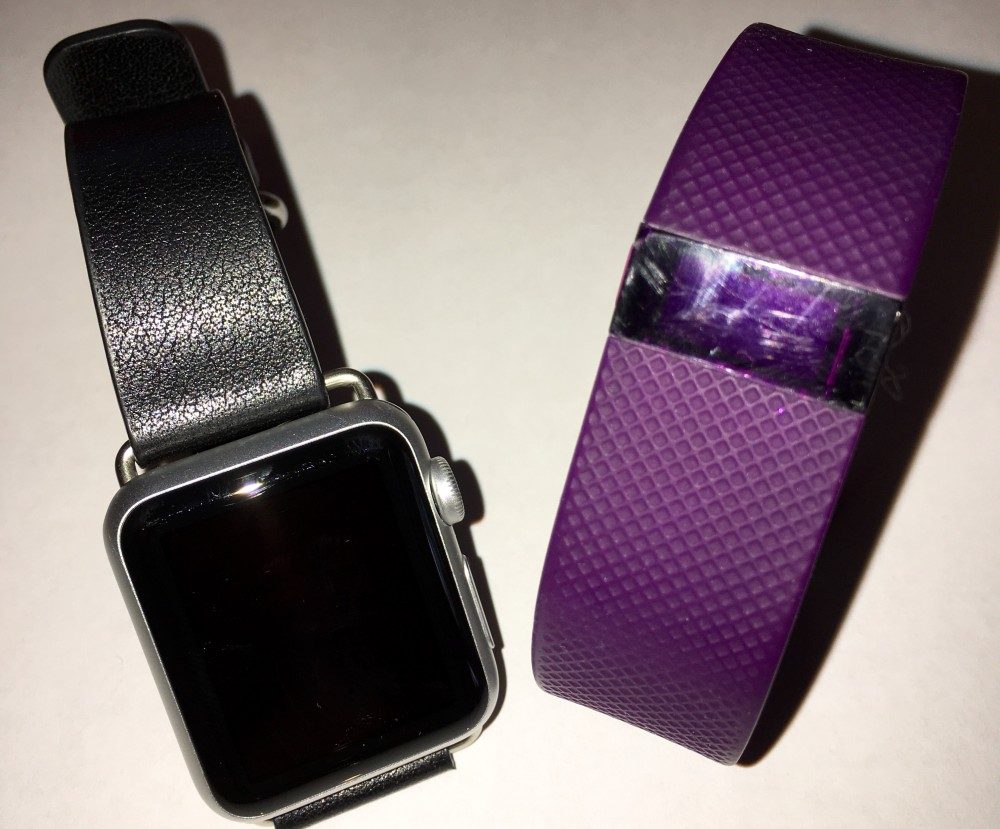 Fitbit vs Apple Watch, review of Fitbit and Apple Watch
